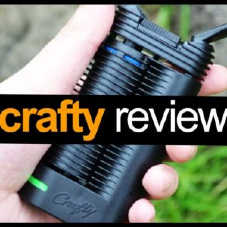 CRAFTY VAPORIZER [Updated Review] 2021