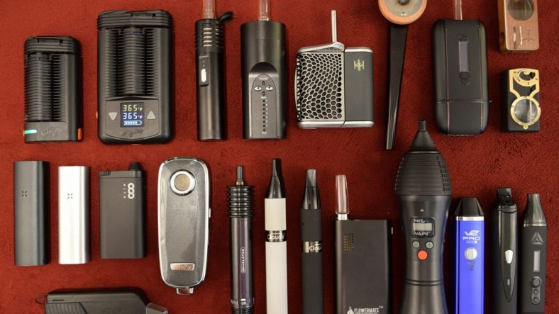 10 Best Portable Vaporizer for Dry Herb [2019]