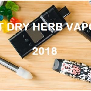 12 Best Dry Herb Vaporizers for 2019 - Vaporizero