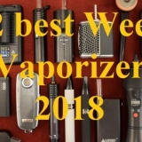 12 Best Weed Vaporizers for 2019