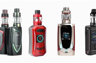 Vape Mods [List of 10 Best Recommended Mods Providers]